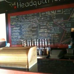 Headquarters Cafe CLOSED 90 Photos Coffee Tea Shops Rolando S