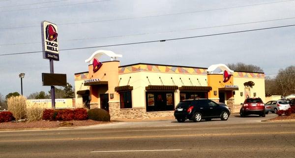 Corinth Ms Fast Food