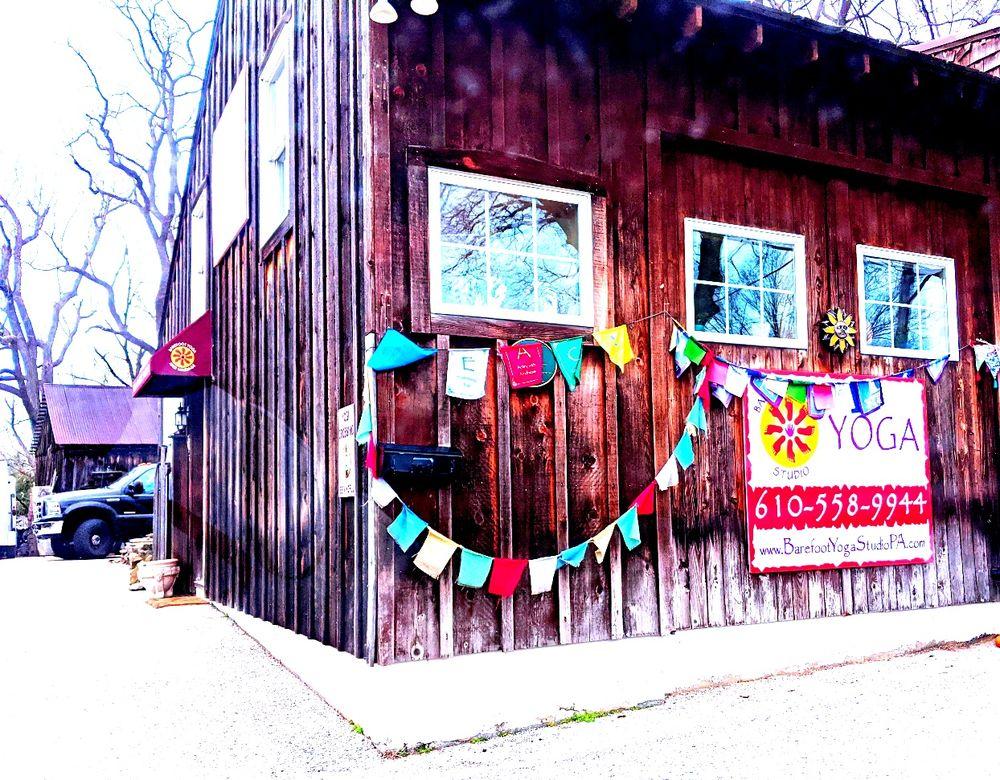 Barefoot Yoga and Massage Studio: 377 Glen Mills Rd, Thornton, PA