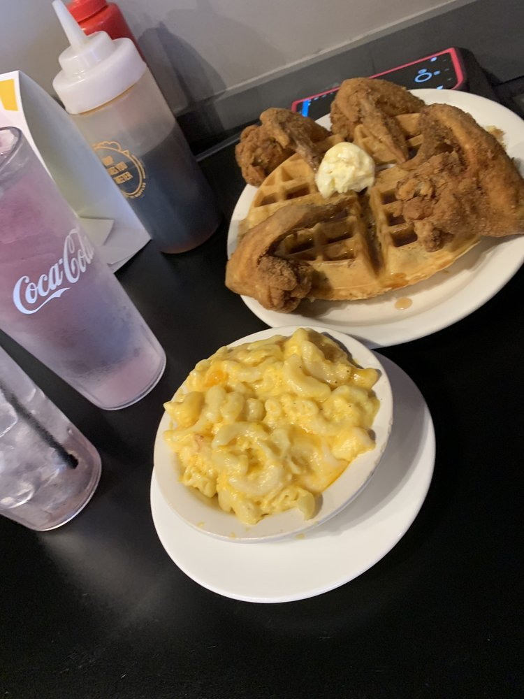 Kiki's Chicken And Waffles: 1260 Bower Pkwy, Columbia, SC