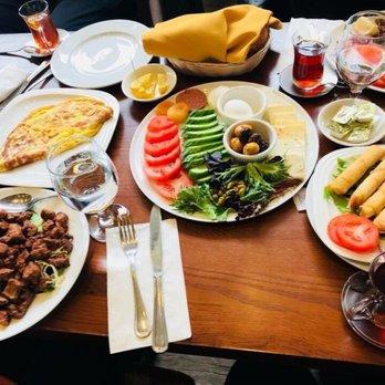 Rocca Cafe Lounge Menu