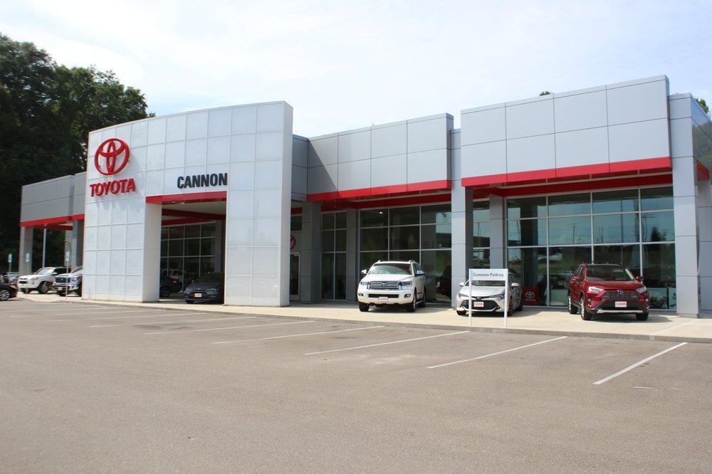 Cannon Toyota of Vicksburg: 2047 North Frontage Rd, Vicksburg, MS