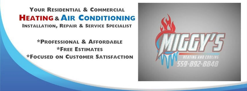 Miggy's Heating And Cooling: Kerman, CA