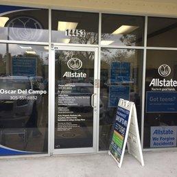 Allstate insurance oscar del campo assurance auto et for Assurance auto et maison