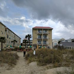 Photo Of Desoto Beach Hotel Ocean Front Tybee Island Ga United States
