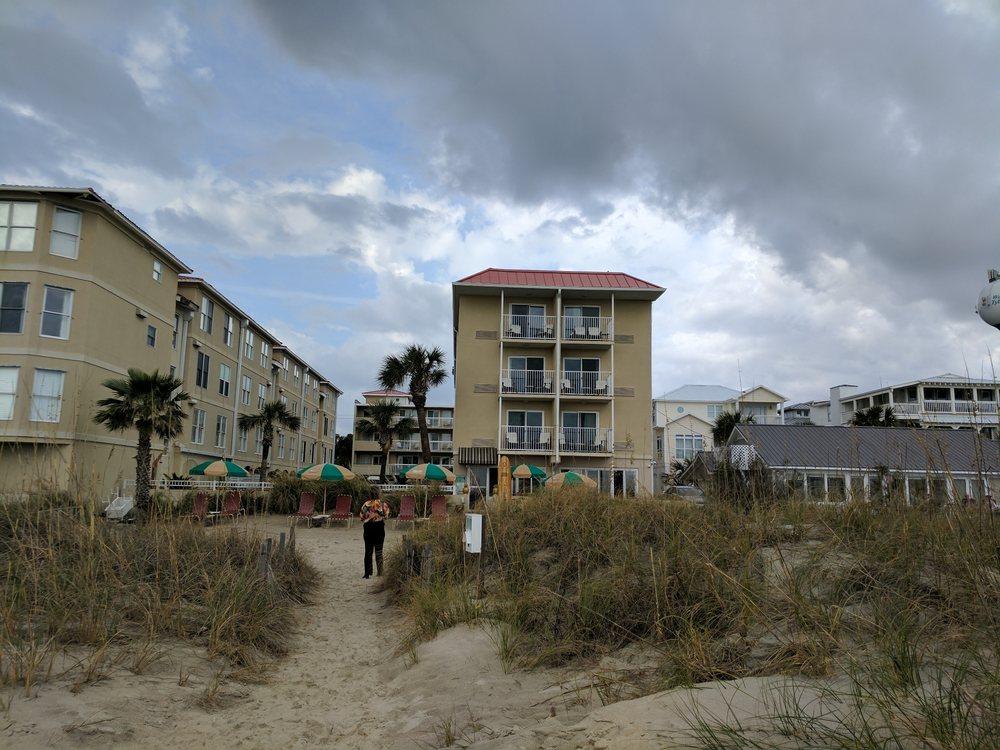 Photo Of Desoto Beach Hotel Ocean Front Tybee Island Ga United States