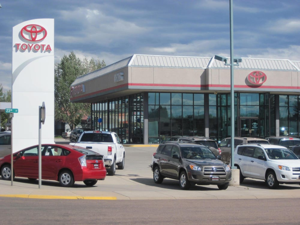 Toyota Of Laramie >> Toyota Of Laramie Service Auto Repair 2310 E Grand Ave Laramie