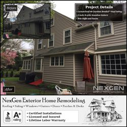 Photo Of NexGen Exterior Home Remodeling   Jenkintown, PA, United States
