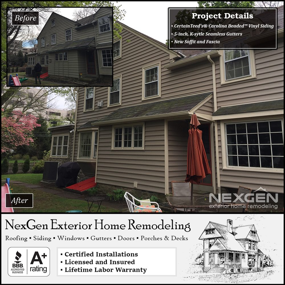 NexGen Exterior Home Remodeling   17 Photos   Roofing   1657 The Fairway,  Jenkintown, PA   Phone Number   Yelp