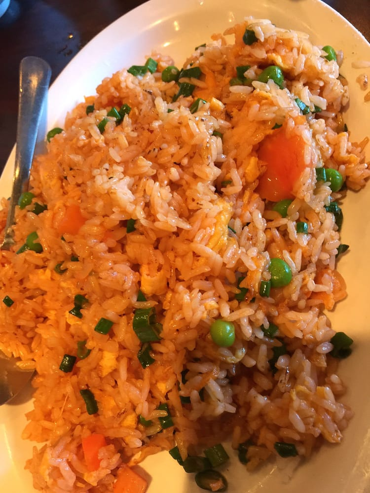 Tomato fried rice very good yelp for 101 taiwanese cuisine