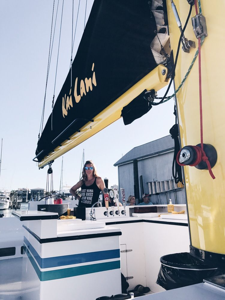 Kai Lani Catamaran: 25 Causeway Blvd, Clearwater Beach, FL