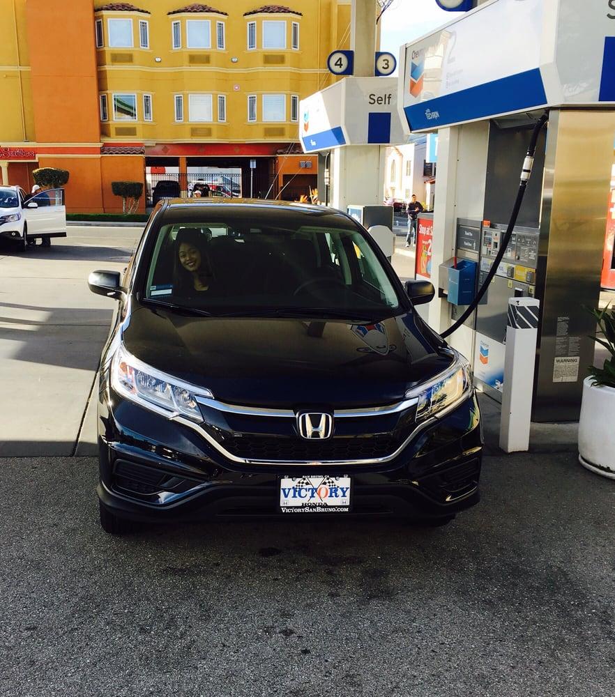 Honda San Bruno >> Our Brand New 2016 Cr V From Victory Honda Of San Bruno Yelp