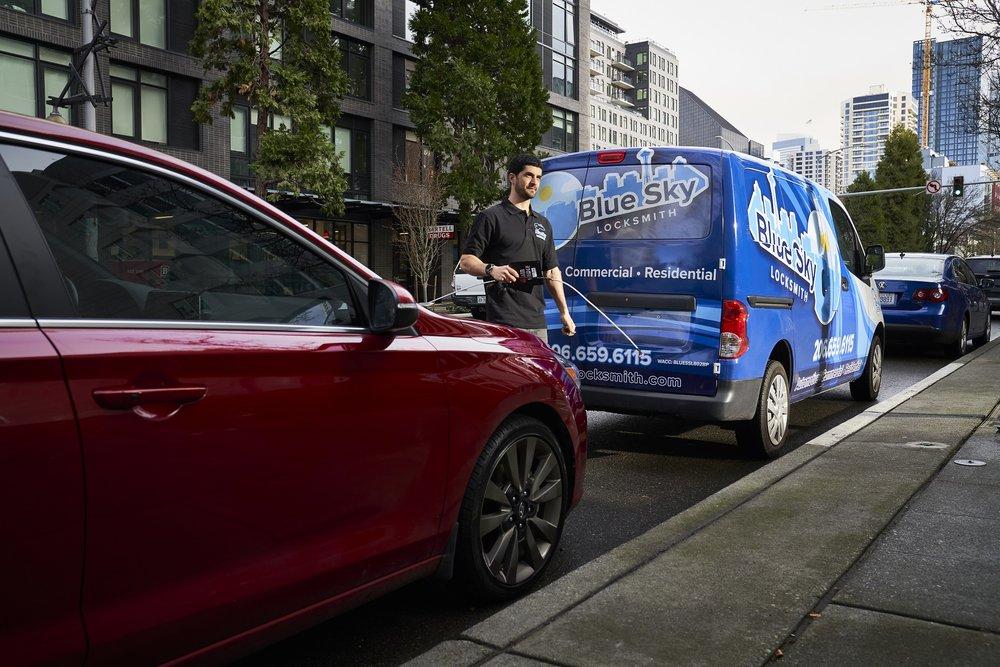 BlueSky Locksmith: Seattle, WA