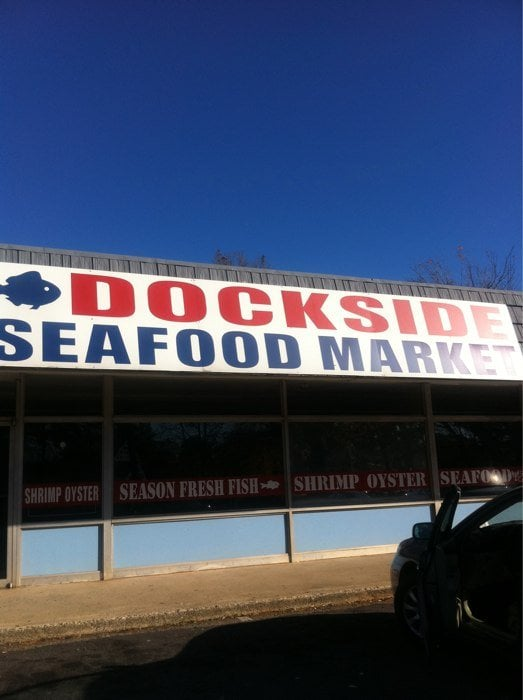 Dockside seafood market seafood markets 3017 kilborne for Where can i buy fresh fish near me