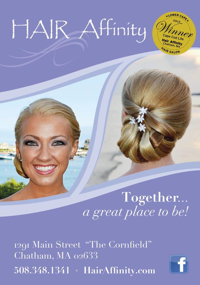 Hair Affinity Cape Cod Salon: 1291 Main St, Chatham, MA