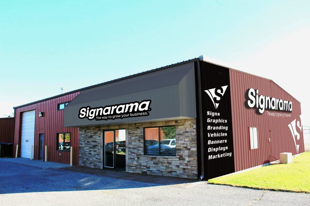 Signarama Fargo: 4201 12th Ave N, Fargo, ND