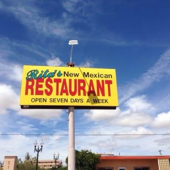 Ritas New Mexican Restaurant 21 Photos New Mexican Cuisine