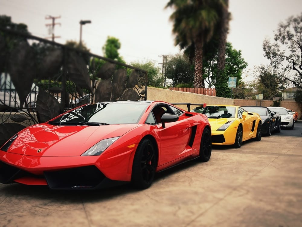 Lamborghini Newport Beach Costa Mesa Orange County