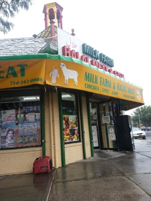 Milk Farm & Halal Meat - Meat Shops - 26008 Hillside Ave