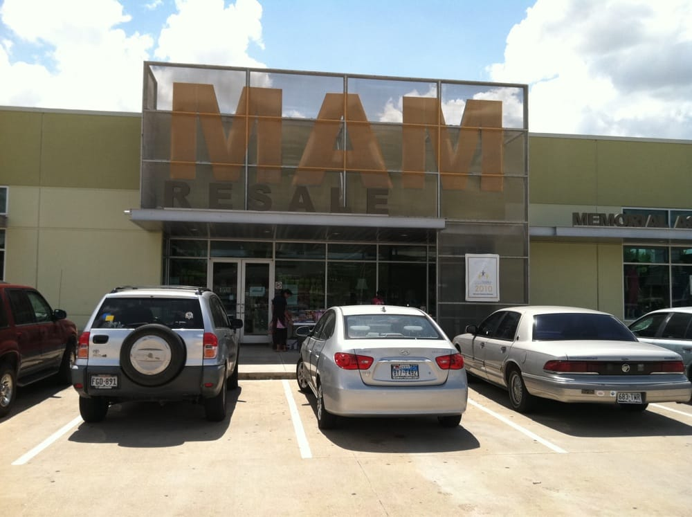 Mam Resale 24 Photos 28 Reviews Thrift Stores 1625 Blalock Rd Spring Branch Houston