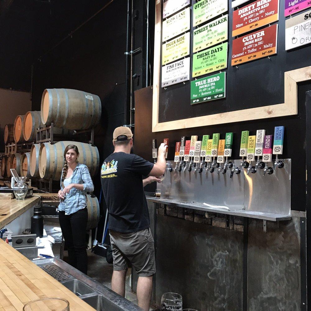 Culver Beer Company