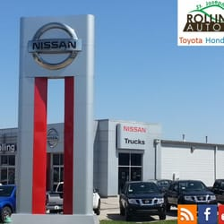 Car Dealerships In St Joseph Mo >> Rolling Hills Nissan Car Dealers 3801 Sherman Ave Saint
