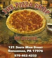 The Pizza Place: 360 S Lehigh Ave, Frackville, PA