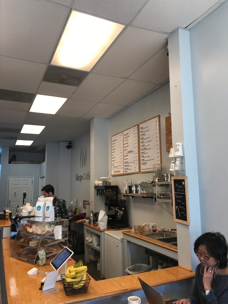 Idego Coffee: 119 N Main St, Blacksburg, VA