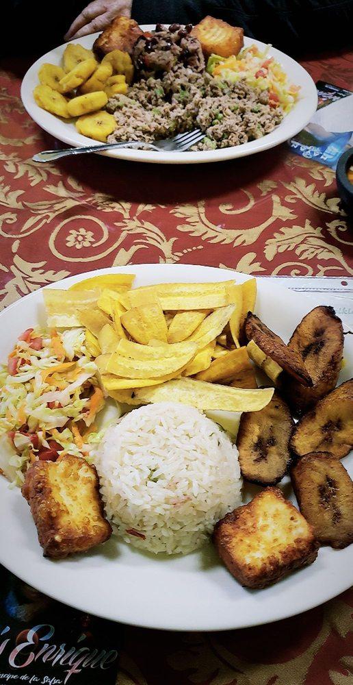 Las Segovias Nicaraguan Restaurant: 8014 Seville Ave, Huntington Park, CA