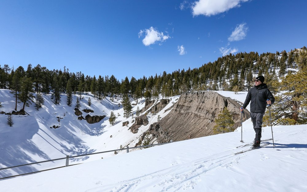 Inyo Craters: Mammoth Lakes, CA