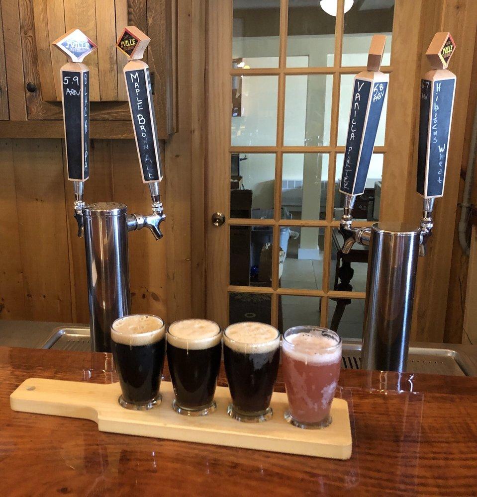 J'ville Craft Brewery: 201 Vt Rte 112, Jacksonville, VT