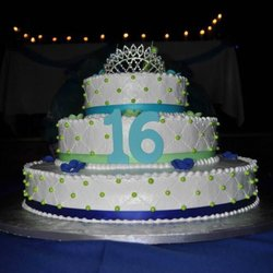 Photo Of Dominican Cakes And Bridal