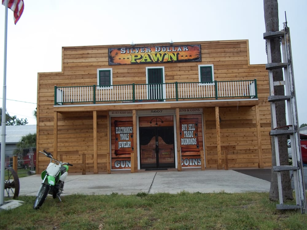 Silver Dollar Pawn: 5607 State Rd 54, New Port Richey, FL