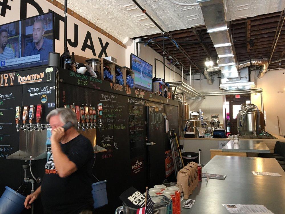 Bold City Downtown: 109 E Bay St, Jacksonville, FL
