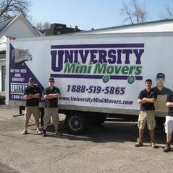 University Mini Movers - Movers - 435 Wilson Avenue, Kitchener, ON ...