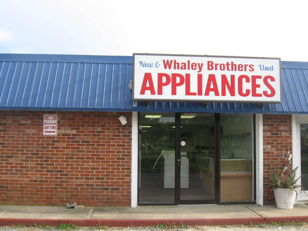 Whaley Brothers Appliances