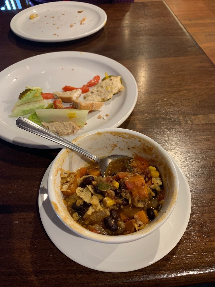 Food from One World Cafe