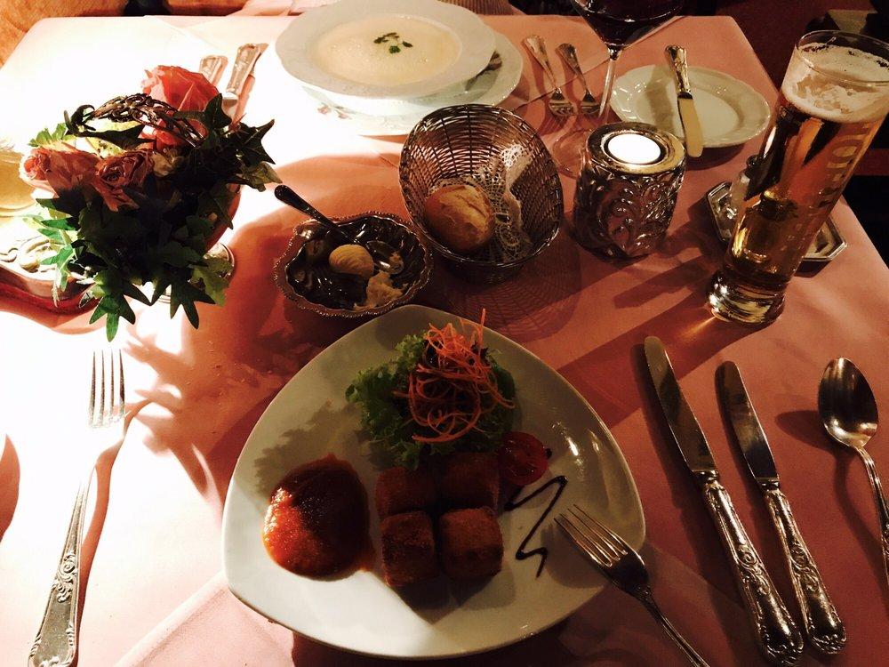 Restaurant old swiss house 38 photos 20 avis cuisine - Restaurant cuisine moleculaire suisse ...