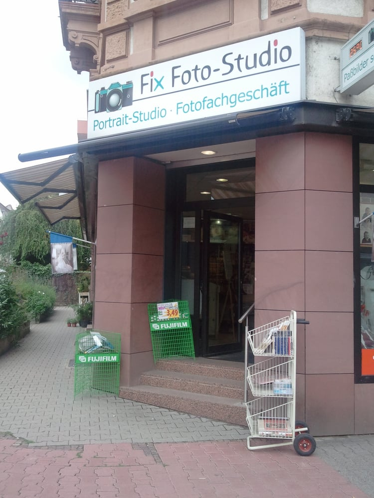 fix foto studio fotoladen weberstr 74 nordend west frankfurt am main hessen. Black Bedroom Furniture Sets. Home Design Ideas