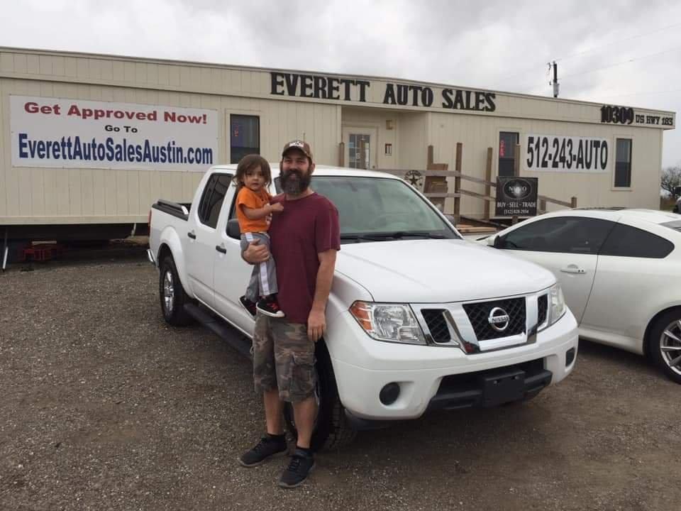 Everett Auto Sales: 10309 Hwy 183 S, Austin, TX