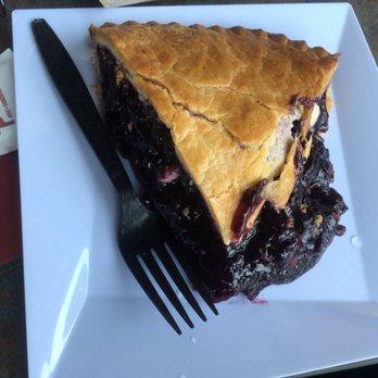 Photo Of The Patio   Bridgeview, IL, United States. Blueberry Pie