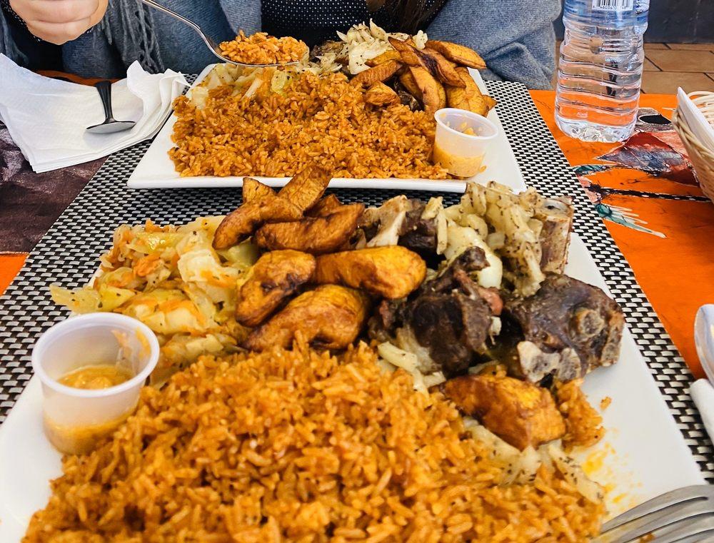 Fanta international African restaurant: 57 Garrett Rd, Upper Darby, PA