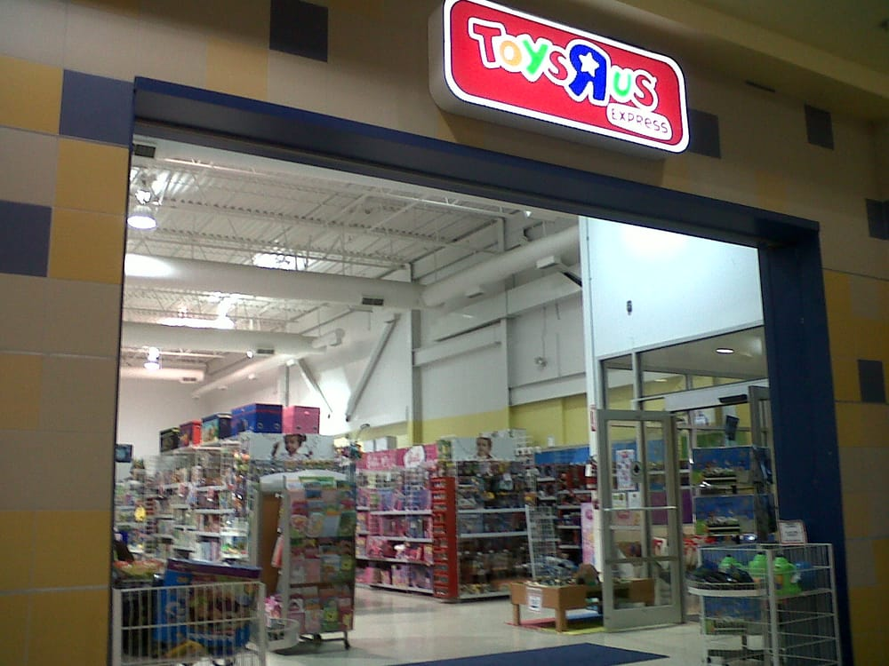 Toys R Us Express Closed Toy Stores 1250 S Service Road