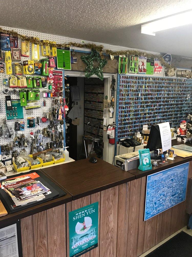 Locksmiths & Safemen Security Hardware