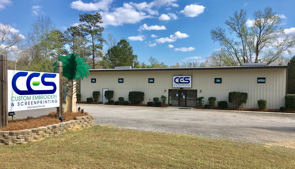 Custom Embroidery & Screen Printing: 10525 Garners Ferry Rd, Eastover, SC