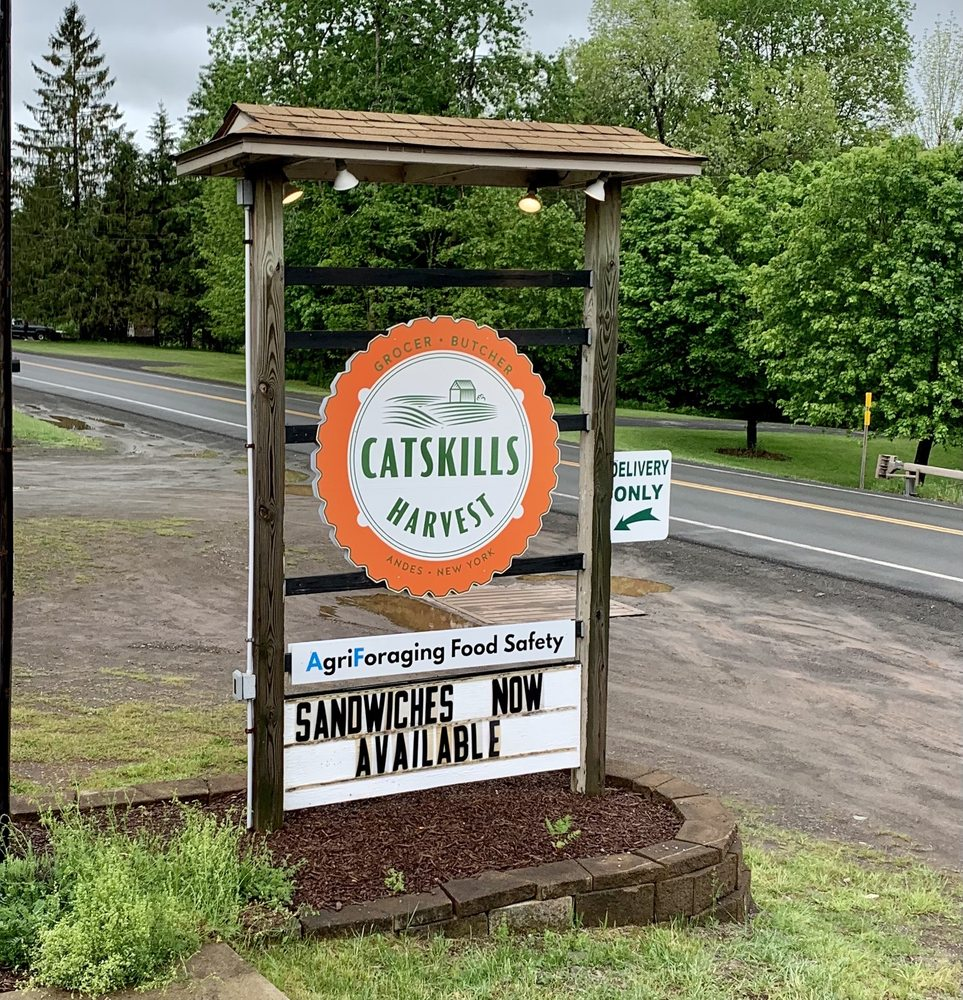Catskills Regional Harvest: 27905 State Highway 28, Andes, NY