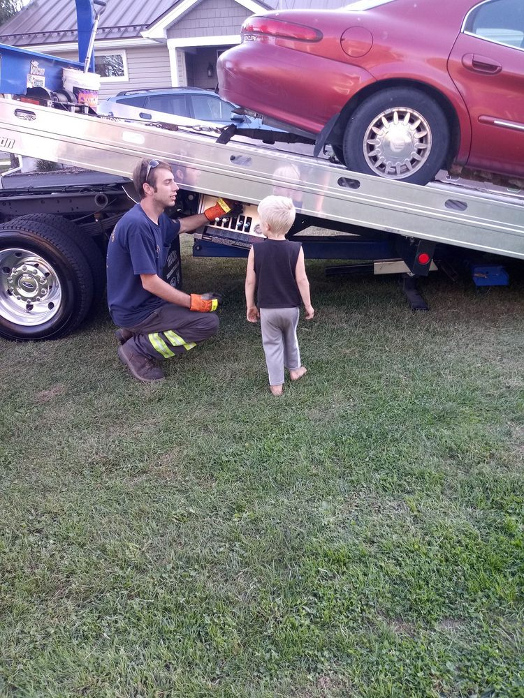 Towing business in Patton, PA