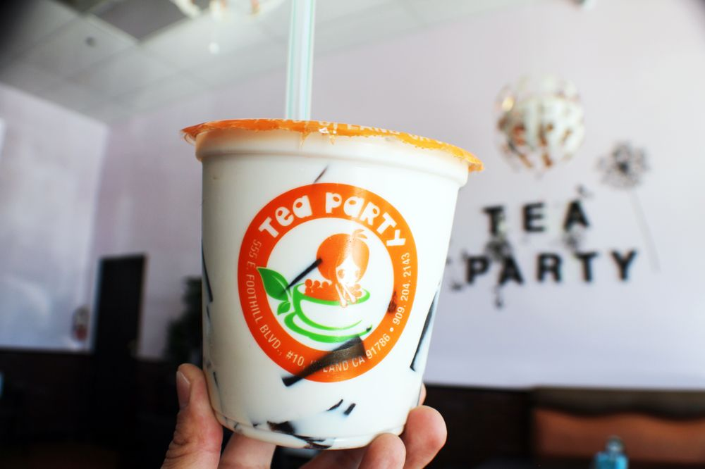 Tea Party Boba & Snacks