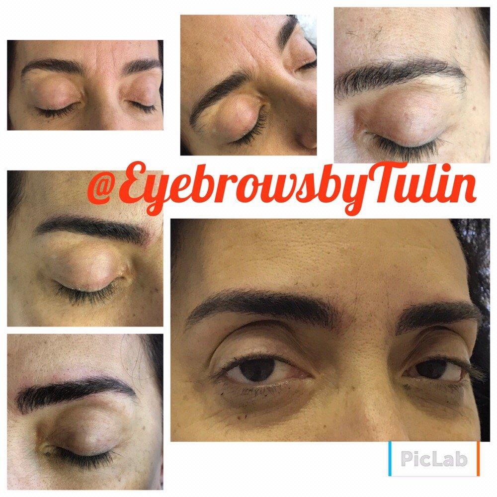 Eyebrows 40 Photos 35 Reviews Threading Services 145 Madeira