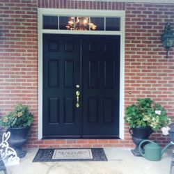 Photo Of Northgate Doors   Chattanooga, TN, United States. Smooth  Fiberglass Entry Doors
